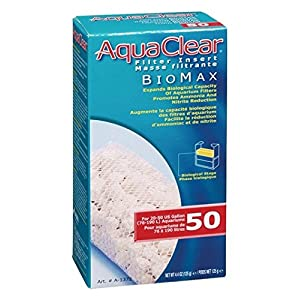 Aquaclear 50-Gallon Biomax 109