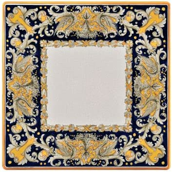 Tavoli Da Giardino Pietra Lavica.Dafnedesign Tavolo Da Giardino In Pietra Lavica Piano 80x80 Cm