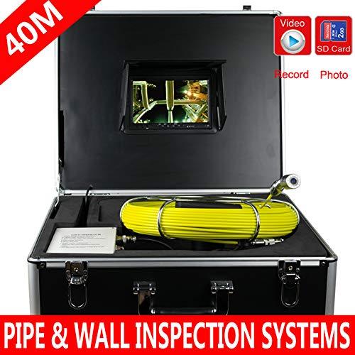 新品 管の検査システムの下水道の防水カメラの管のパイプラインの排水検査システム7