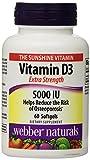Cheap Holista Vitamin D3 Extra Strength 5000iu Softgels, 60-Count