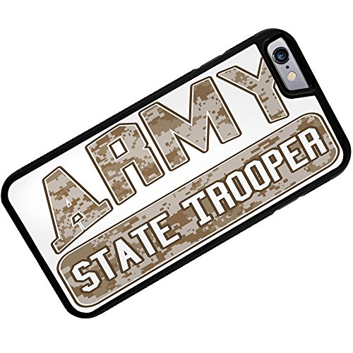 Case for iPhone 6 Plus ARMY State Trooper, Camo - Neonblond