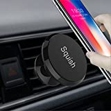 Squish Universal Magnetic Car Phone Mount Air Vent Phone Holder for iPhone Samsung Galaxy and Android (Black)
