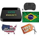 2019 Htv Box Super Brazilian TV Based on HTV6+, IPTV5 HTV5 HTV 5 Updated,ao vivo Brasil canais tv,Filmes Brazilian Channels, Movies, TV Shows,IPTV, Better Than IPTV6 Plus +,A1,A2,Iptvkings Canal