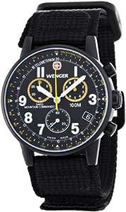 Para hombre Wenger Swiss Mountain Commando cronógrafo reloj 70724