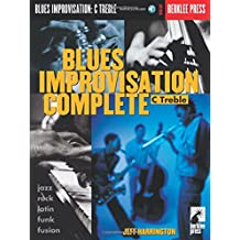 Blues Improvisation Complete: C Treble Instruments