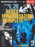 Blues Improvisation Complete C Treble Book/Cd
