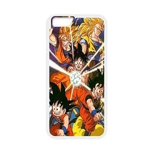 iPhone6s Plus 5.5 inch Phone Case White Dragon Ball WQ5RT7464976