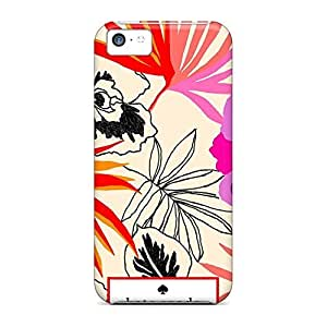 iphone 4 /4s Plastic phone carrying case cover Scratch-proof Protection Cases Covers case kate spade fashion pattern