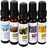 Aromania Scented Essential Oil Pack of 5 Flavours for Humidifier