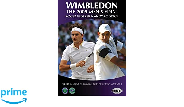 Wimbledon - The 2009 Mens Final [DVD] [Reino Unido]: Amazon.es ...