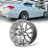 For 1PC NEW 19'x8.5' 5x120mm Silver Alloy Car Wheel/Rim for BMW 3/5-Series 19-8.5 5-120