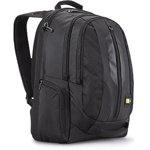 Case Logic 17.3インチまでのノートブックPC/ MacBook Proに対応 RBP-217 BLACK