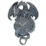 Design Toscano The Celtic Timekeeper Sculptural Dragon