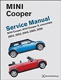 Mini Cooper Service Manual 2002-2006, , 0837615119