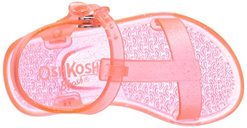 Pictures of OshKosh B'Gosh Sienna Girl's T-Strap Sandal 7 M US 2