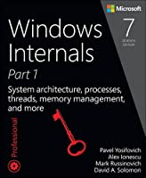 Windows Internals, Part 1, 7th Edition Front Cover