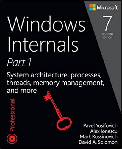 Windows Internals, 7th Edition