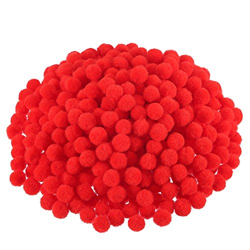 How to find the best red pom poms 1/2 inch for 2020?