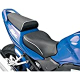 Sargent World Sport Front Seat W/ Rear Cover Black
