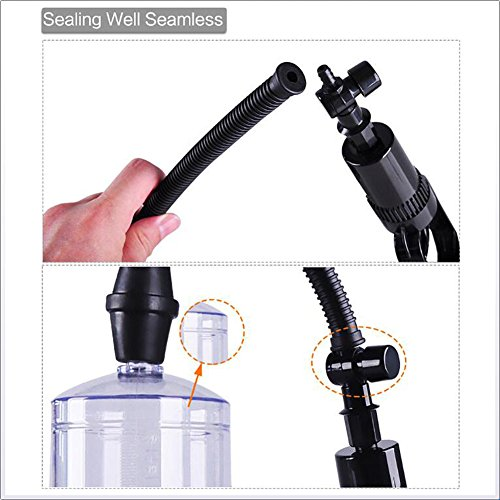 ZRB Male Basic Style Penis Extension Vacuum Pump Air Enlarger Extender Prolong Penis Enlargement Enhancer Increase Penis Exercise