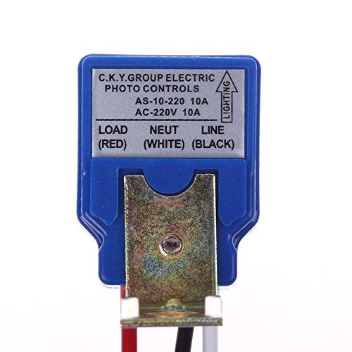 How Do I Wire A Photocell Switch