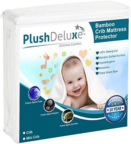 Mattress Protector Waterproof Hypoallergenic Vinyl product image