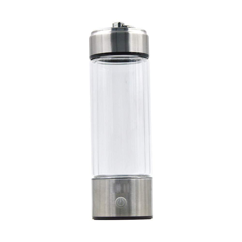 UTNF Wasserstoff-Wasser-Ionisator-Flasche Multifunktionaler Adapter-Mineralwasser-Flaschen-Alkalischer Wasser-Wasserstoff-Generator