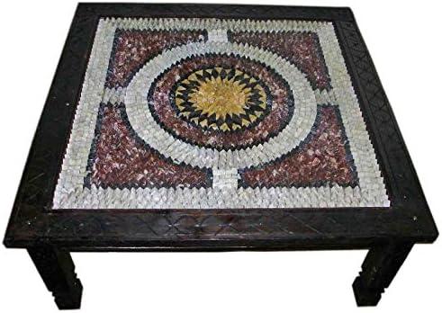 Table marocaine Artigianato Vulcano