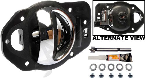 Apdty 91481 Interior Chrome Door Handle Replacement Kit Fits Front Or Rear Right 2006 2010