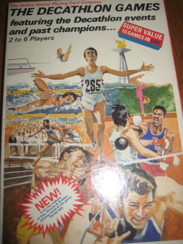 [1983]: featuring the Decathlon Events and Past Champions (Decathlon Card)