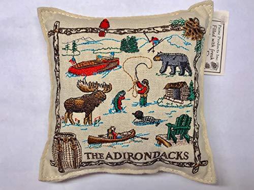 Paine's Balsam Fir Filled Pillow Adirondack 5