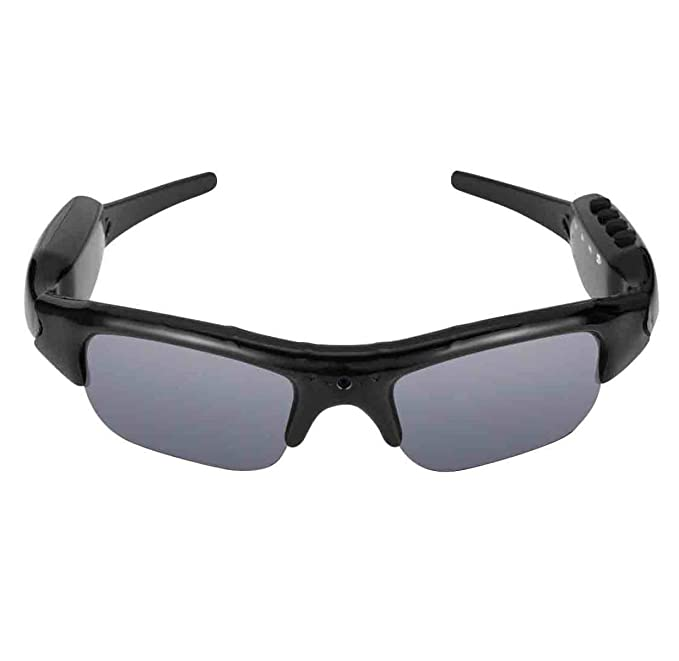 Gafas De Sol Polarizadas Para Deportes Grabaciones De Video Con Bluetooth 1080P HD 32GB Tarjeta SD