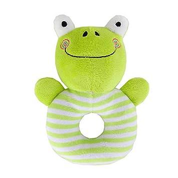 NiceButy - Campana de peluche para bebé, juguete de peluche con ...