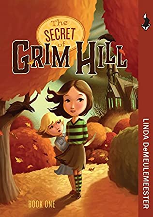 book cover of The Secret of Grim Hill