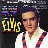 Vol. 2-Stereo 57-Essential Elvis [12 inch Analog]