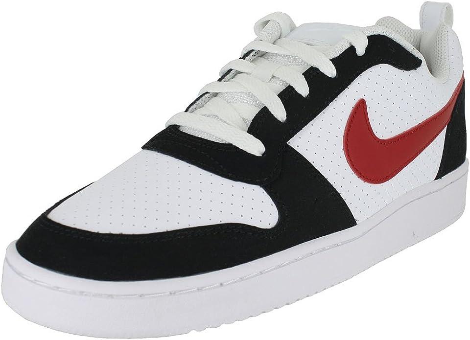 Nike Scarpe Sneakers Court Borough Uomo Bianco 838937 102