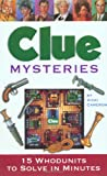 Clue Mysteries, Nigel Tappin and Vicki Cameron, 0762412089