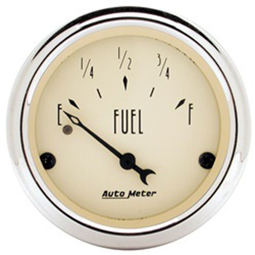Auto Meter 1818 Antique Beige Series Gauge 2-1/16