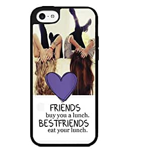 """Fun """"Friends Buy You Lunch, Best Friends Eat Your Lunch"""