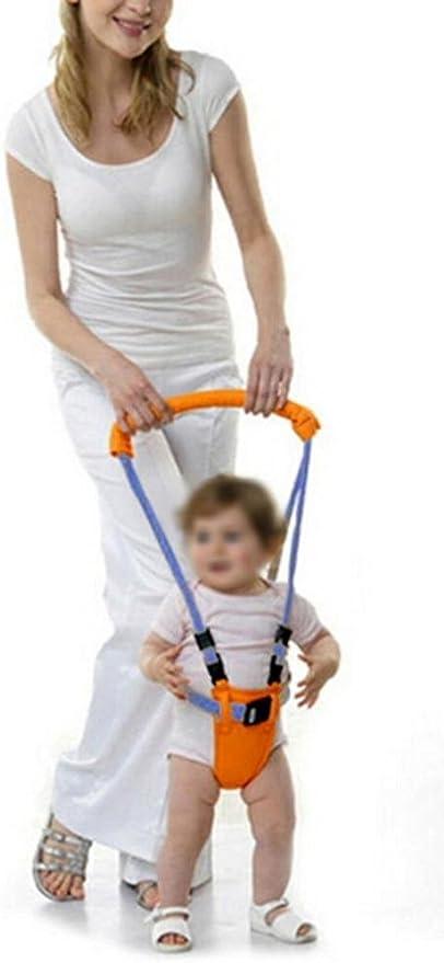 Arnés de aprendizaje para bebé en verde walkings alas ayuda ...