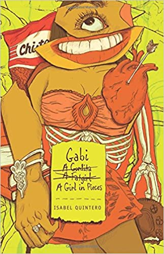 Image result for gabi a girl in pieces by isabel quintero