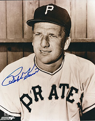 Autographed Hof'R Ralph Kiner Pittsburgh Pirates 8x10 Photo
