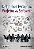 capa de Definindo Escopo em Projetos de Software