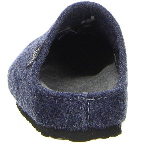 TOFEE Kinder Hausschuhe (Elchkopf) blau Blau