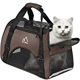 Terra Hiker Pet Carrier - Airline Approved Carrier - Under Seat for Small Dogs and Cats - Travel Bag for Small Animals