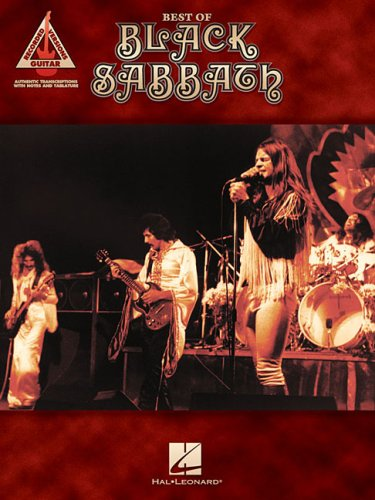 Black Guitar Sabbath (Best Of Black Sabbath (Recorded Versions Guitar))