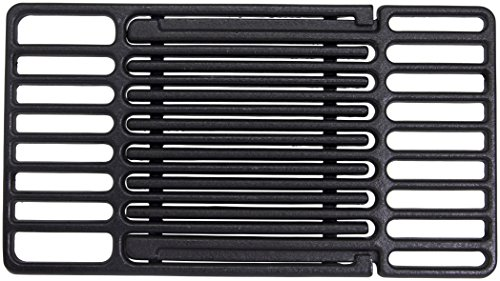 Char-Broil Universal Cast Iron Grate - Porcelain Coated Stainless Steel Cooktop