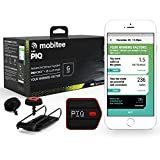 Mobitee & PIQ Wearable Golf Sport Tracker - Golf Course GPS Rangefinder on your wrist