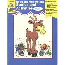 Read & Understand Stories & Activities, Grade 2