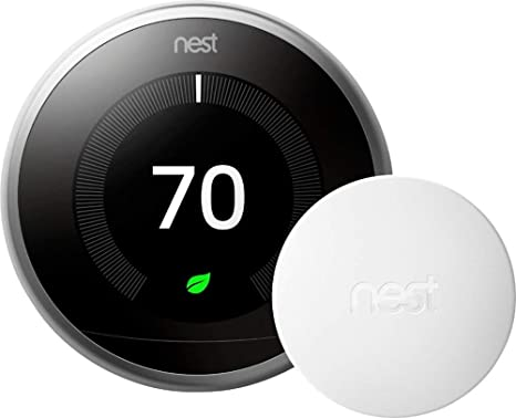 Amazon.com: Nest Termostato programable de aprendizaje de ...